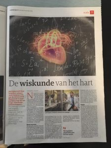 Article in Dagblad de Limburger